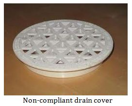 Main drain cover replacement clear water pools - Swimming pool main drain cover replacement ...